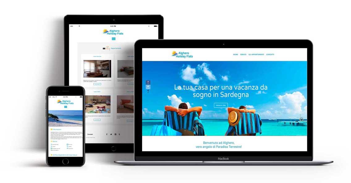 sito web per case vacanze